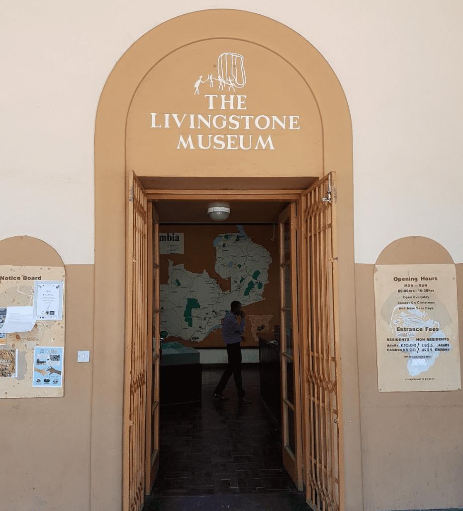 livingstone museum zambia