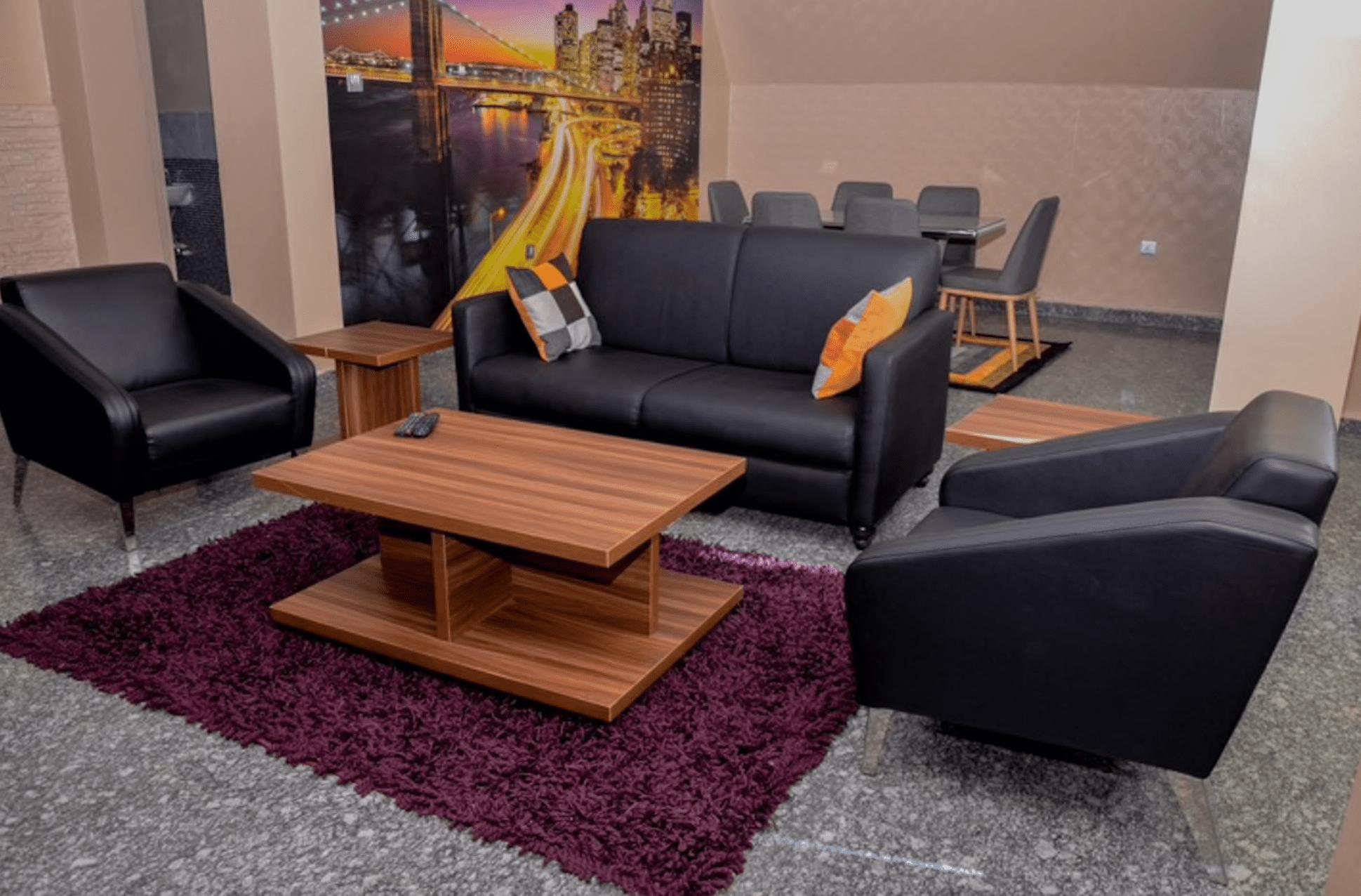 airbnb penthouse abuja