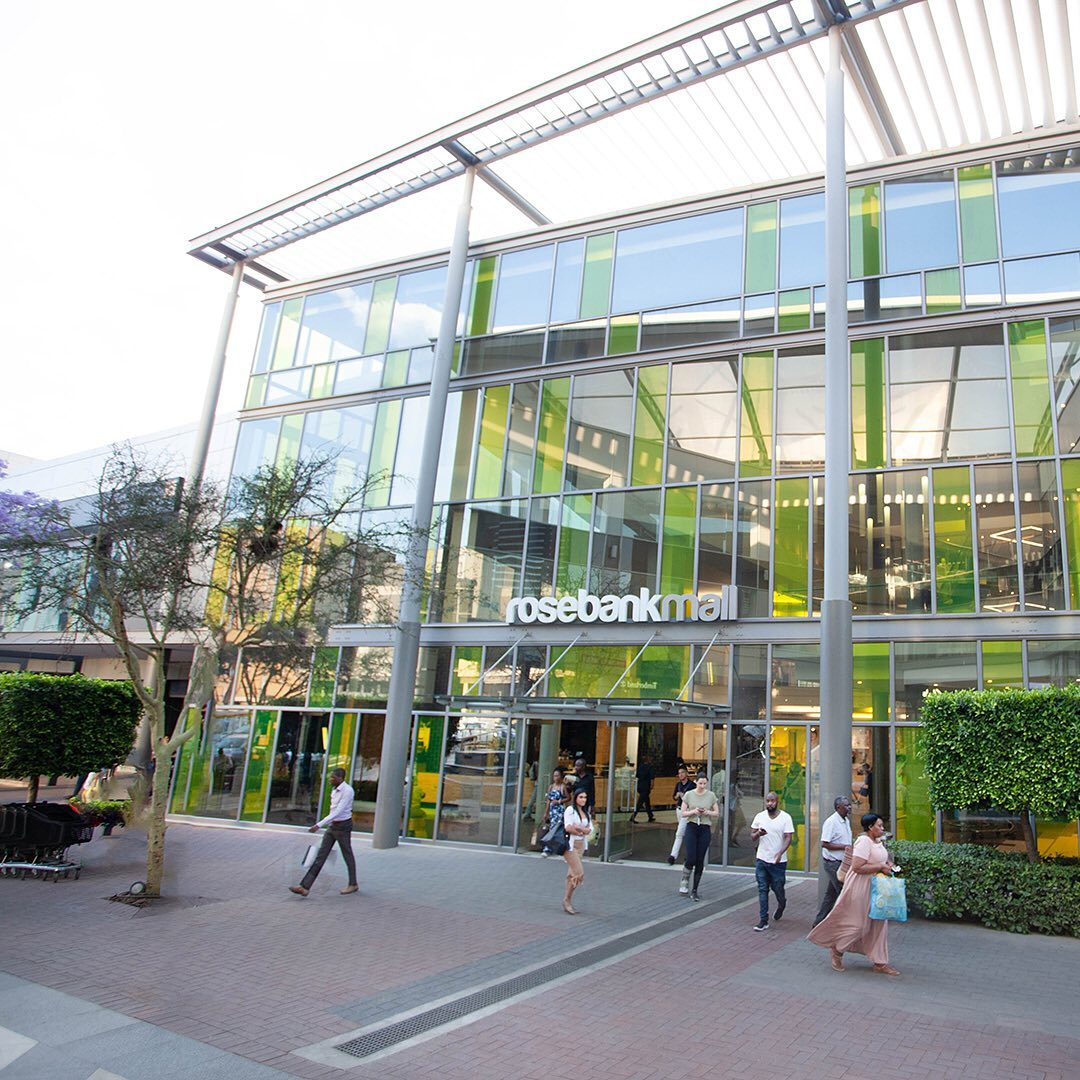 list of malls in Johannesburg