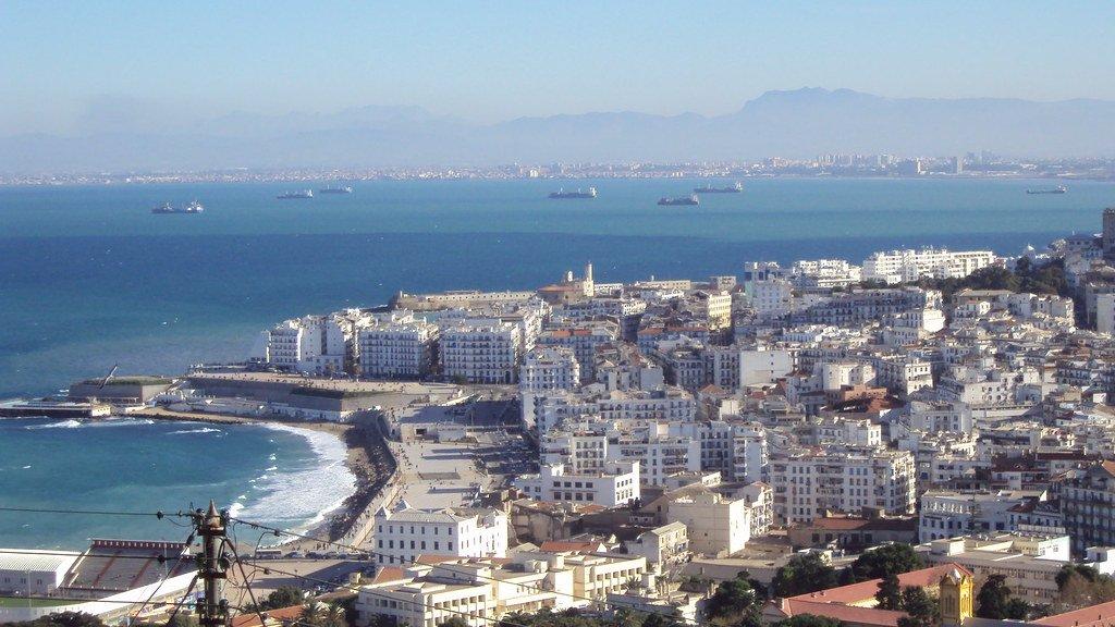 Bab El Oued algeria