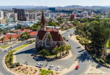 Exploring Namibia's Capital