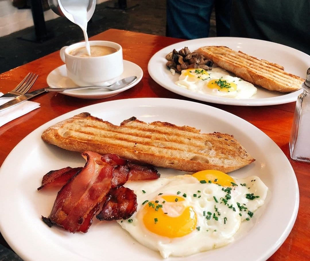 best breakfast places in cape town