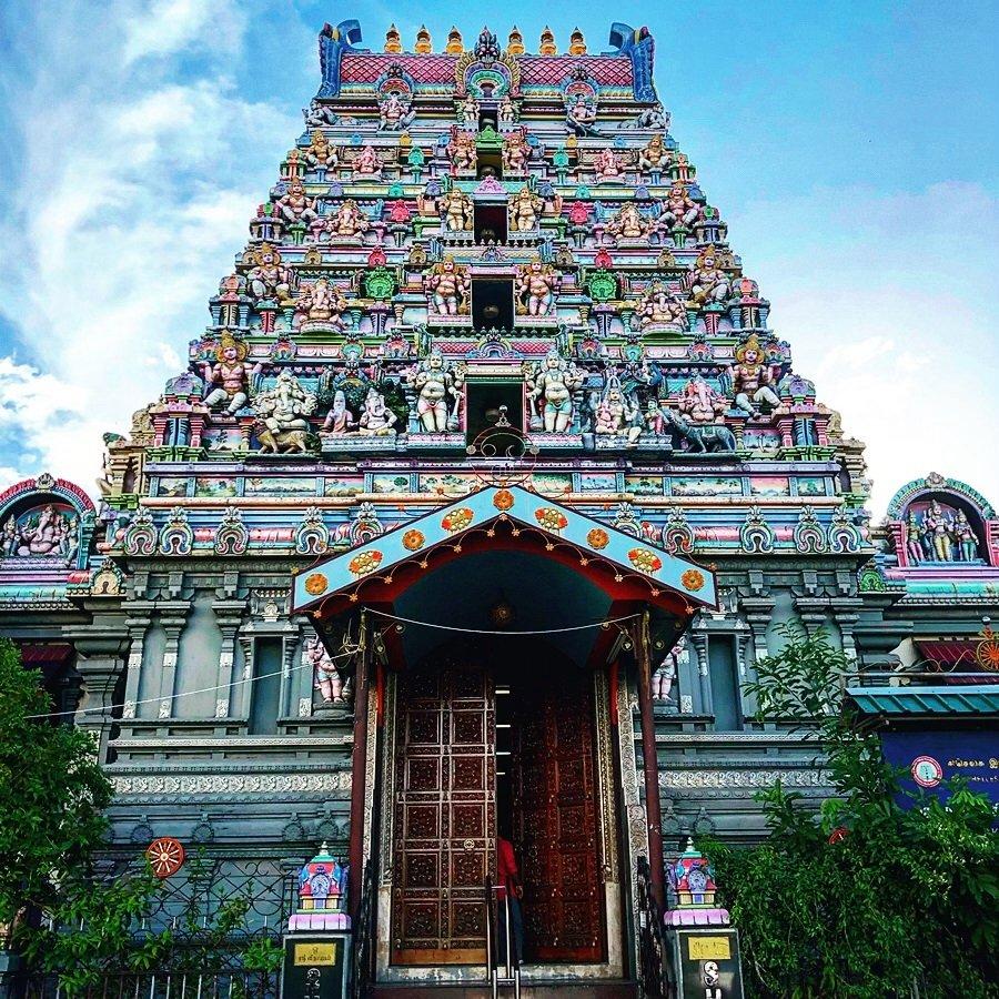 Tempio Hindu seychelles
