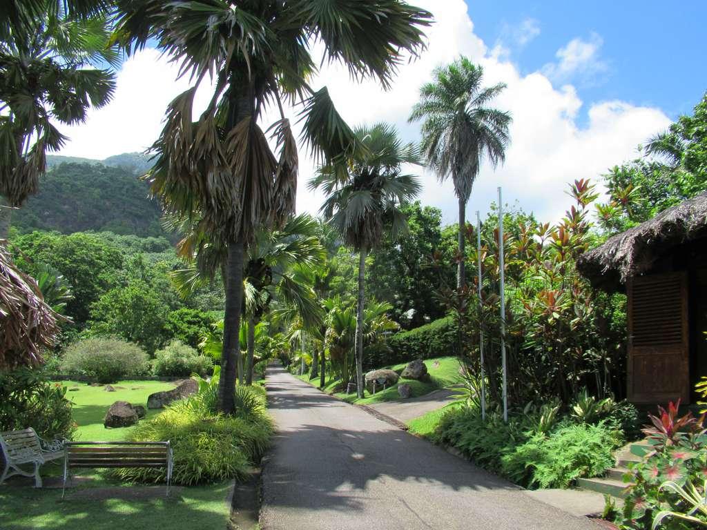 Victoria National Botanical Gardens