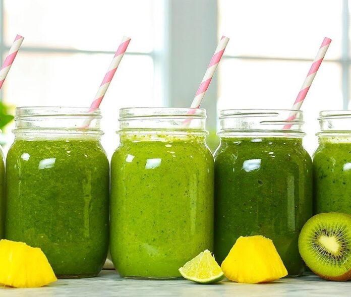 weight loss green smoothie