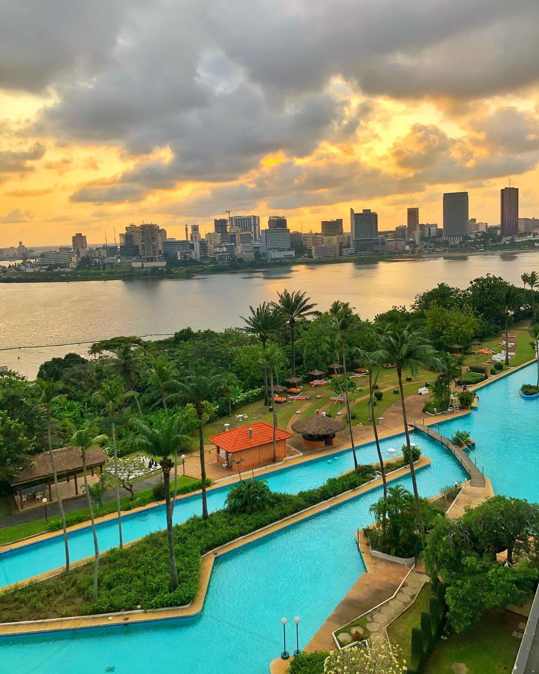 Ivory Coast and africa romantic places