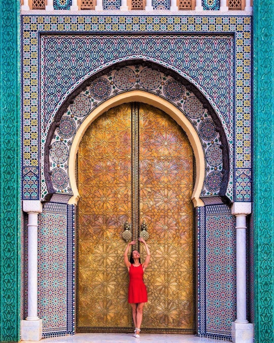 Morocco and romantic places to visit in africa