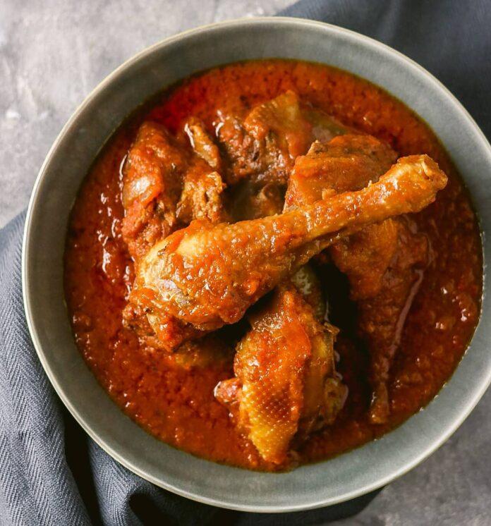 best chicken curry stew
