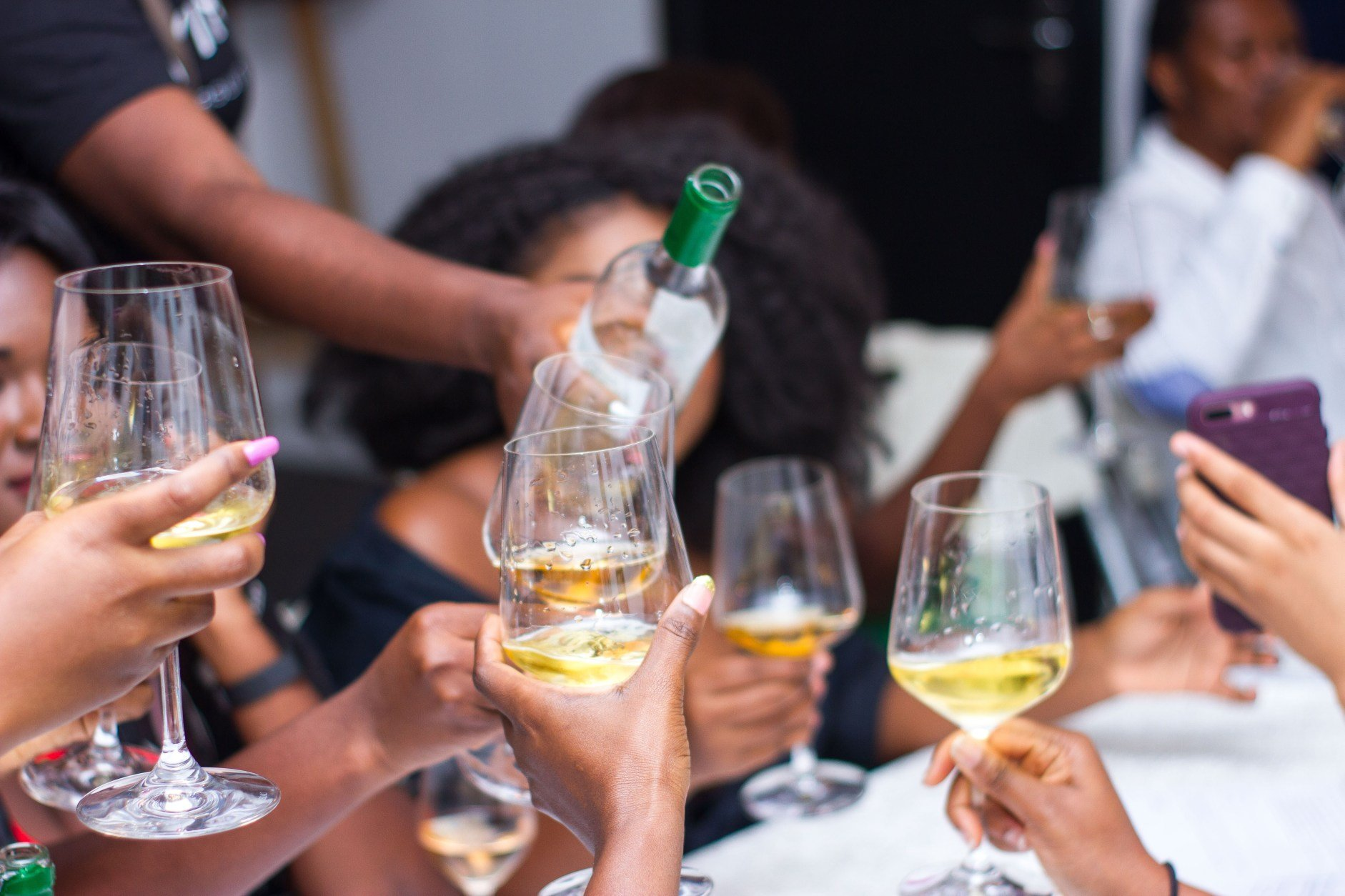 Bars and hangout places in accra