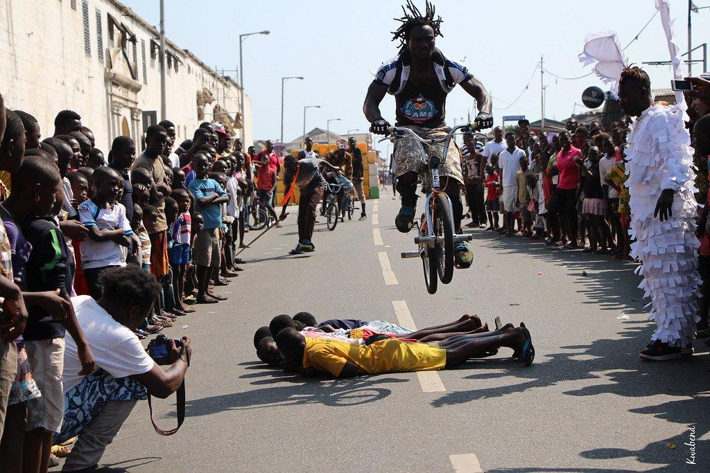 Chale Wote Festival Ghana