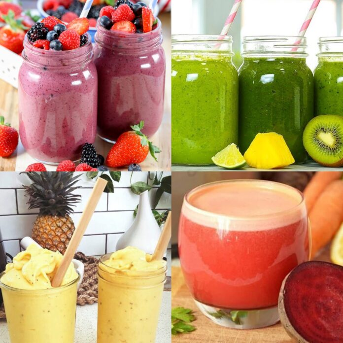 10 Healthy Breakfast Smoothie ideas