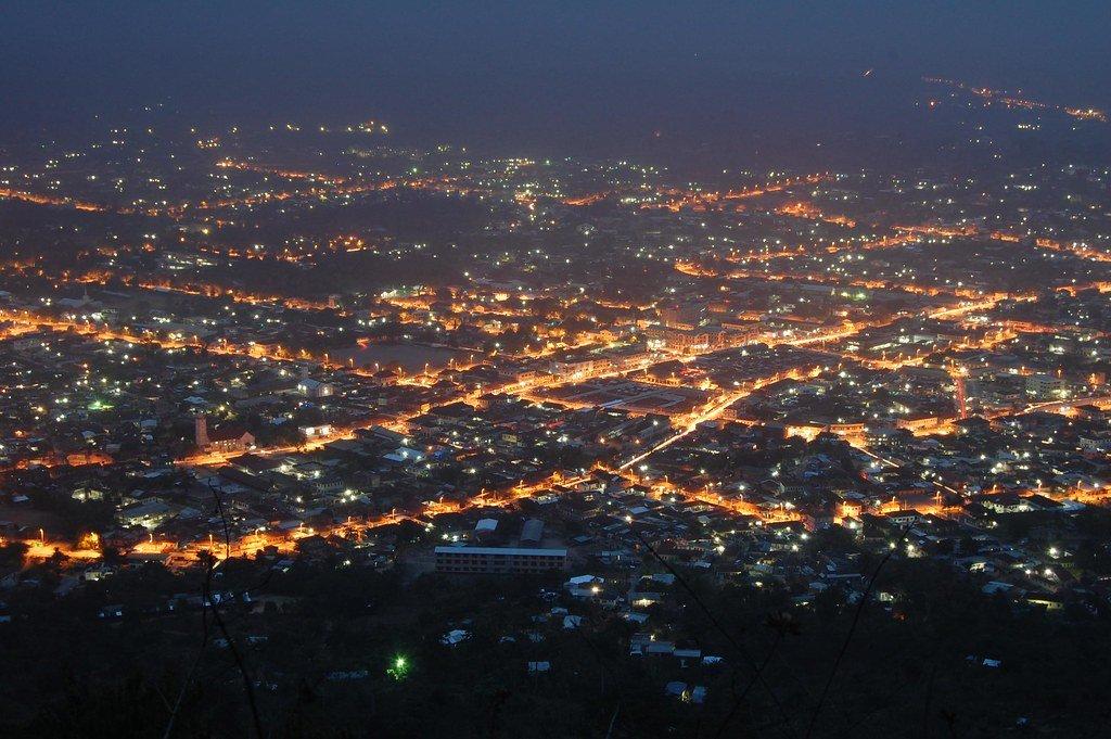 koforidua town ghana