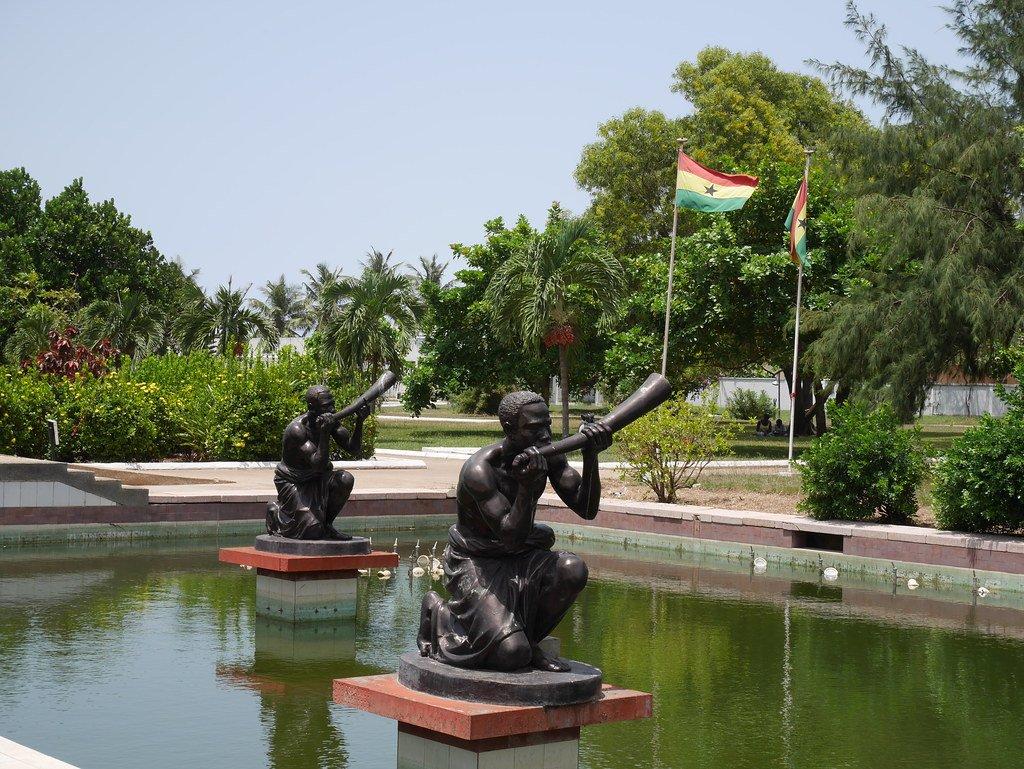 Kwame Nkrumah Park Accra