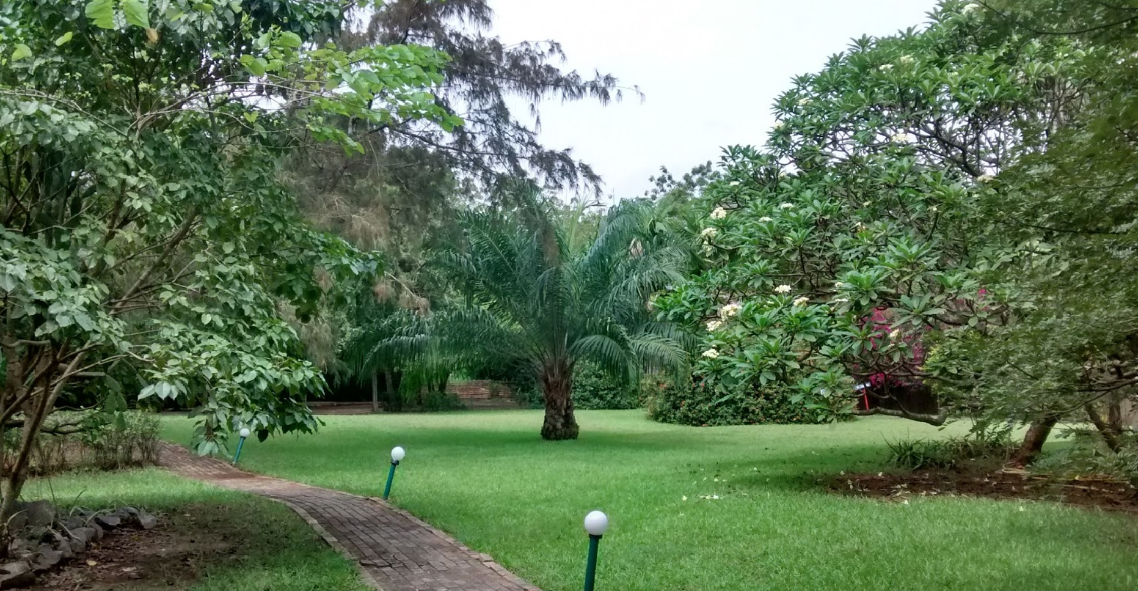 recreational parks in accra