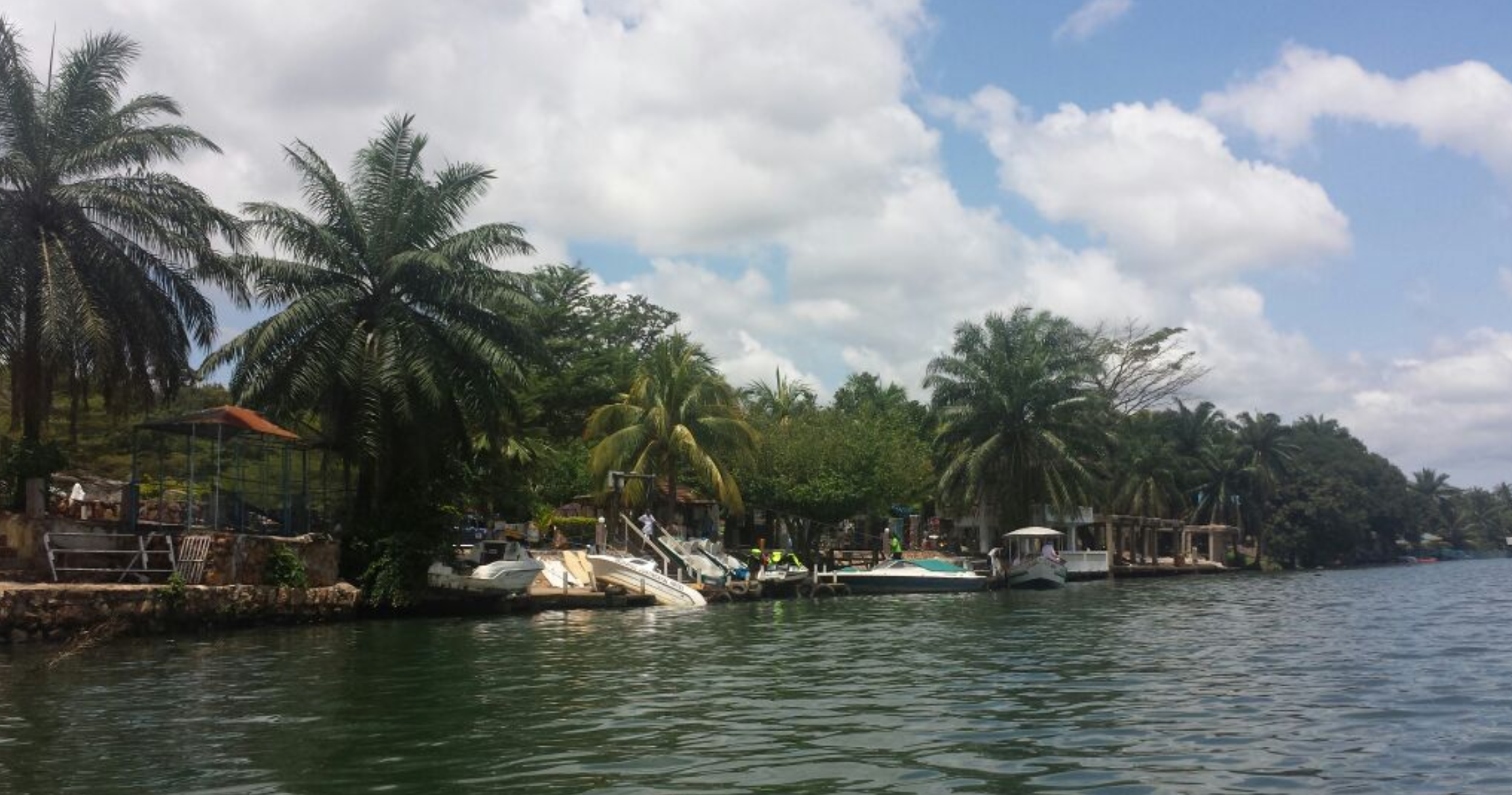 romantic places in ghana
