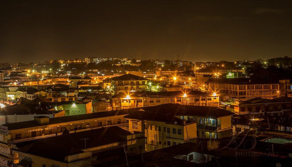 kumasi romantic places in ghana