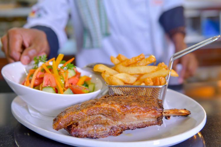 Chop Chop Brazillian Restaurant