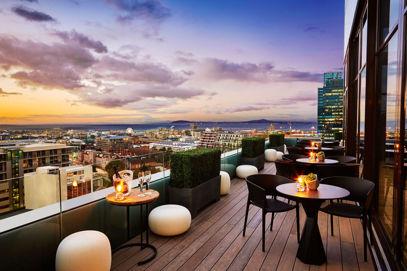Cape Town Rooftop Bar