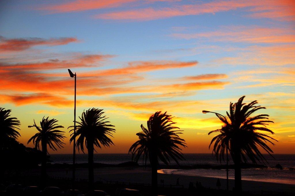 cape town sunset spot