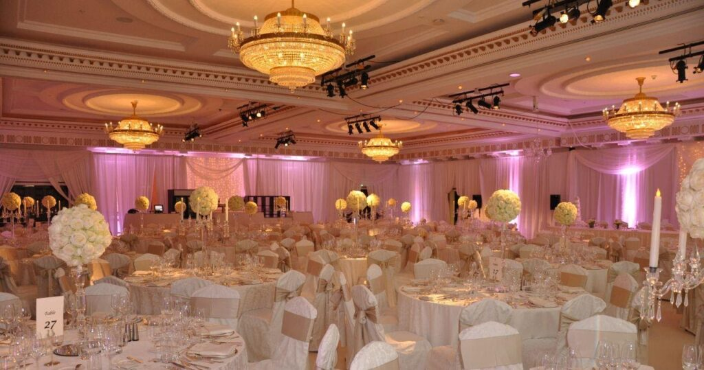 Sheraton on list and address of wedding venues in lagos nigeria
