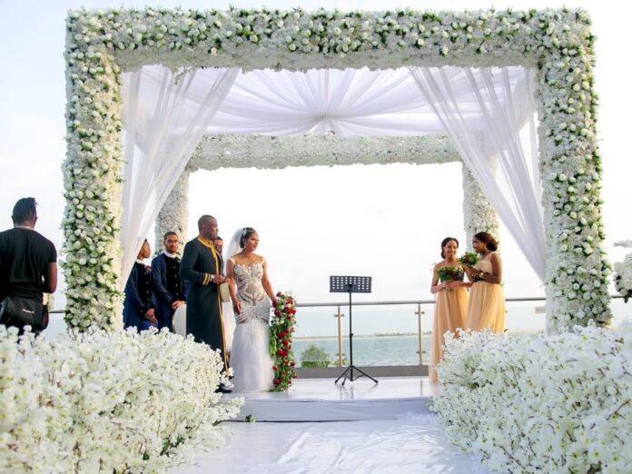 landmark lagos nigerian wedding