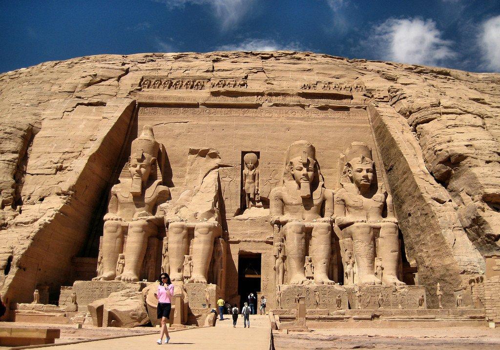 Abu Simbel twin temples