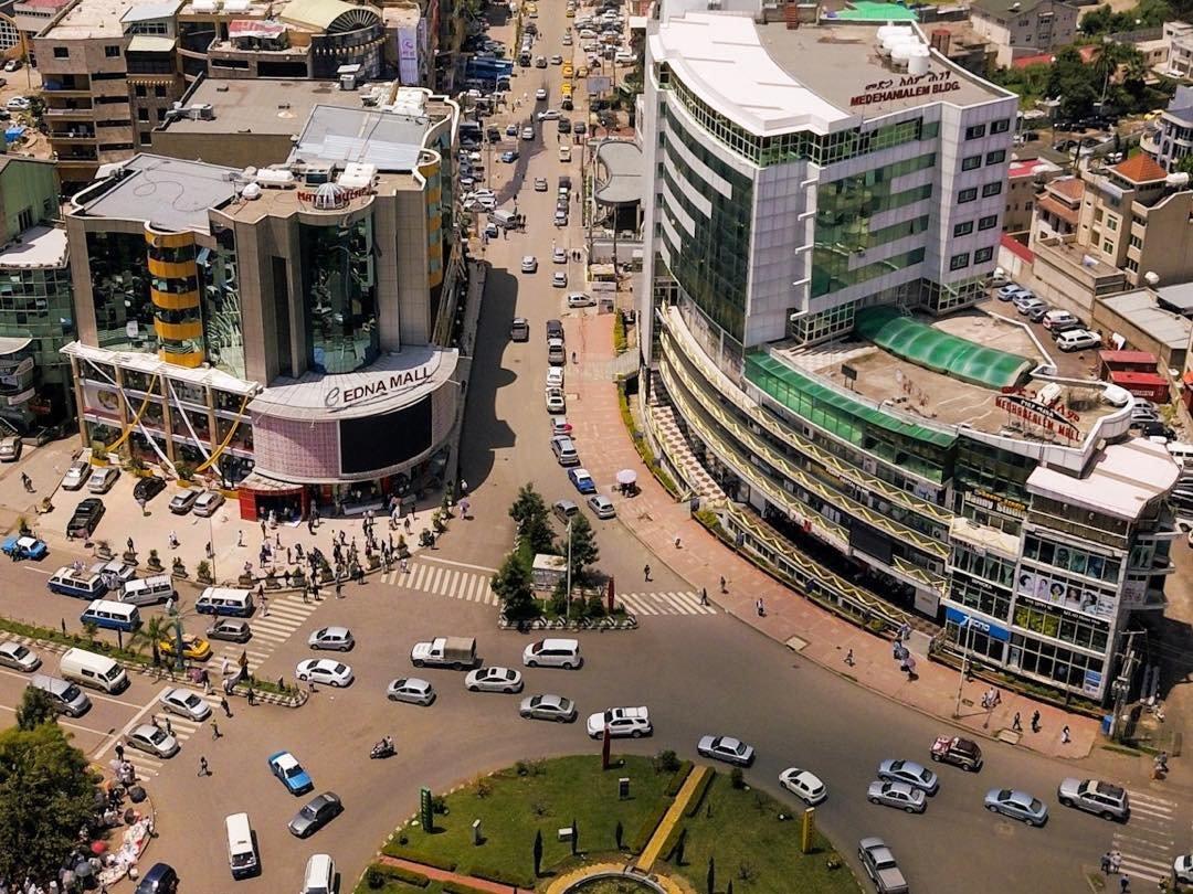 Addis Ababa city break