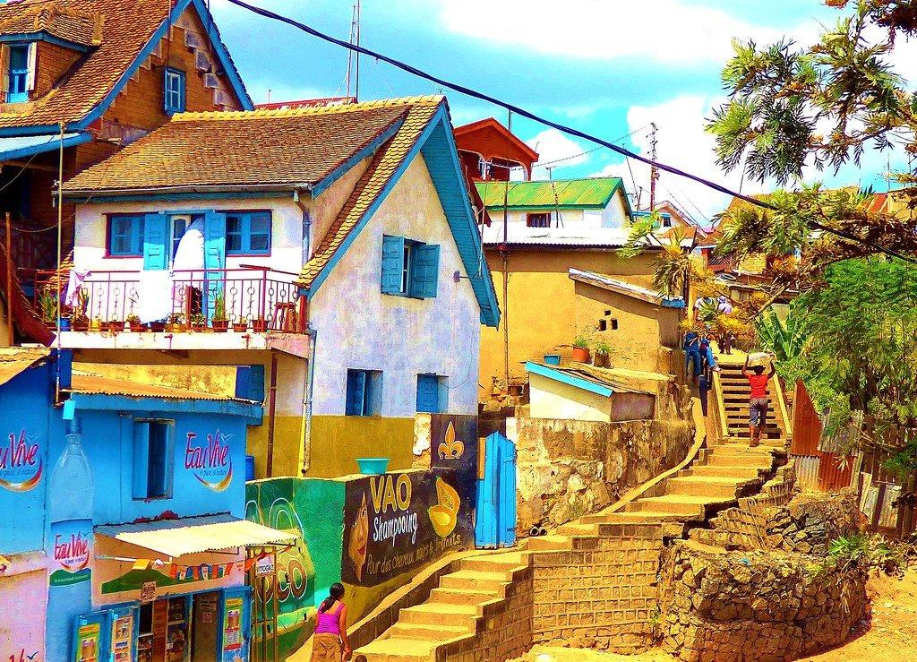 Antananarivo city break