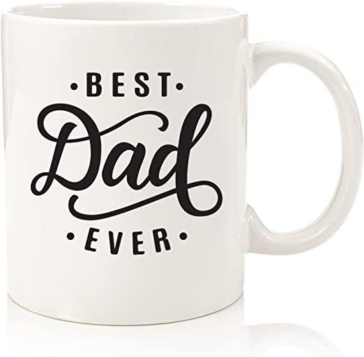 Best Dad Ever Gift Mug