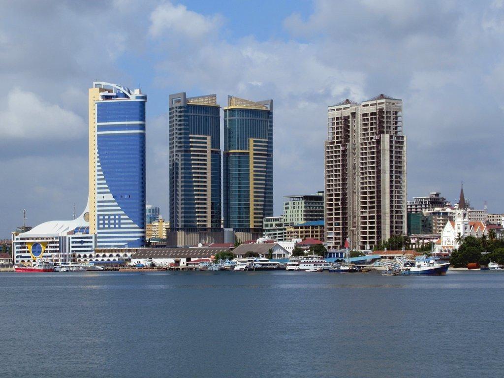 city break in tanzania