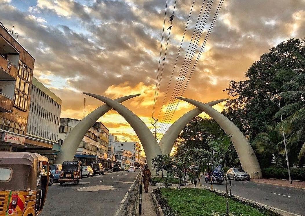 mombasa city break