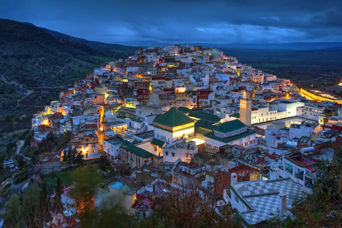 towns in morocco
