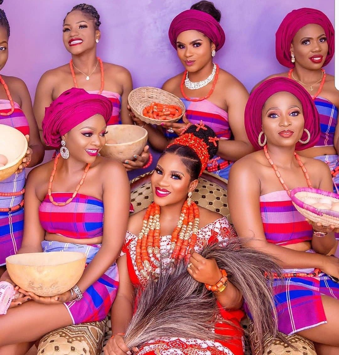 marriage traditions and customs in Igboland