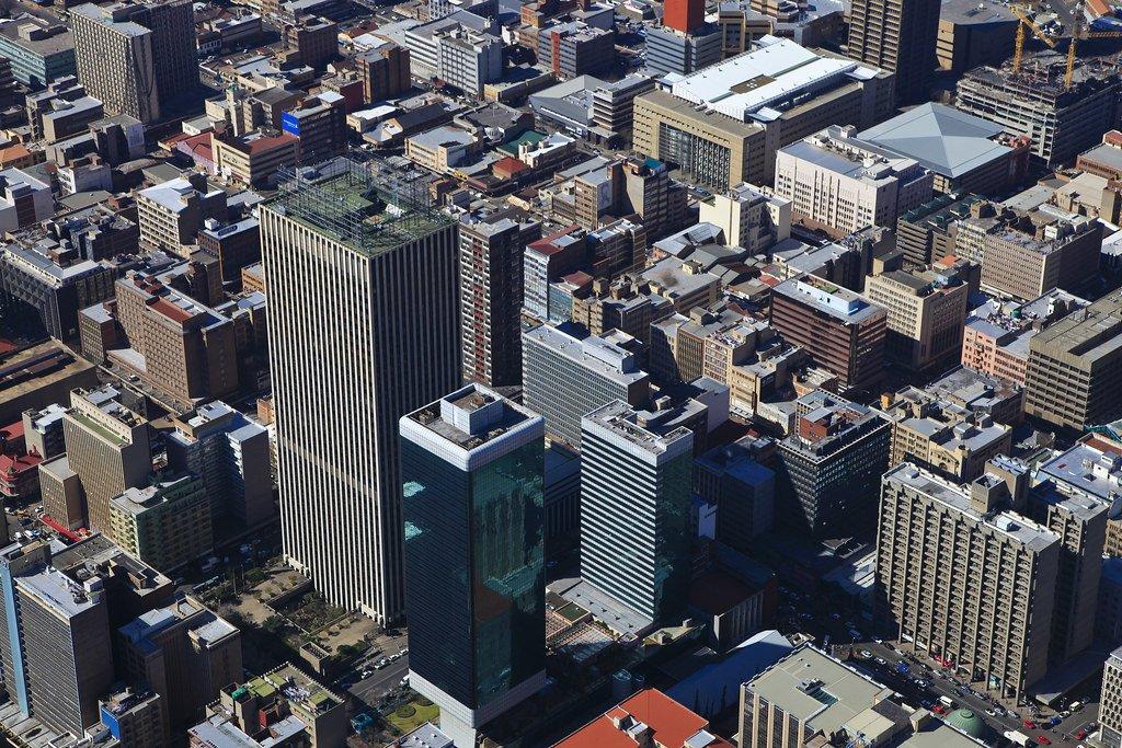 Johannesburg city_SA