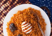 easy jollof rice recipe