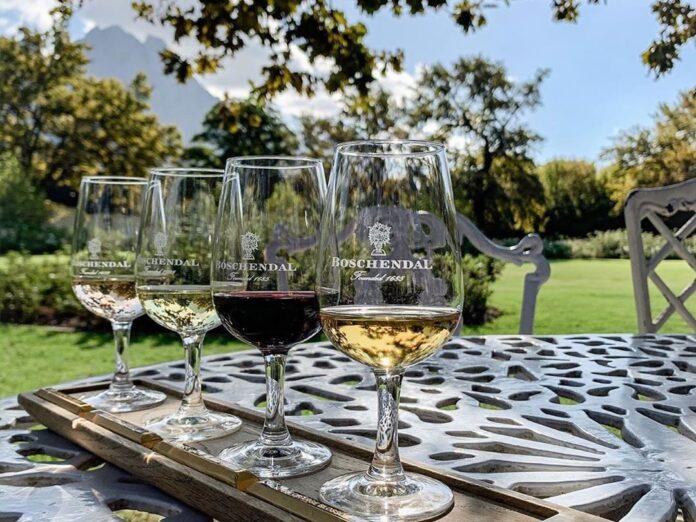 Boschendal winery stellenbosch