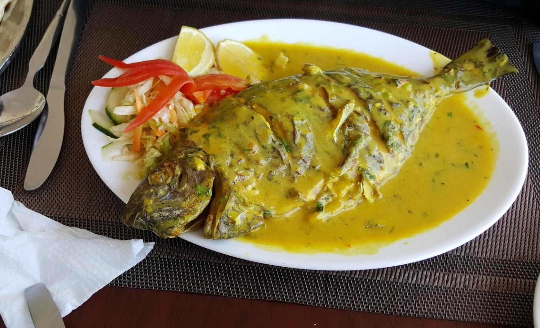Forodhani Restaurant mombasa