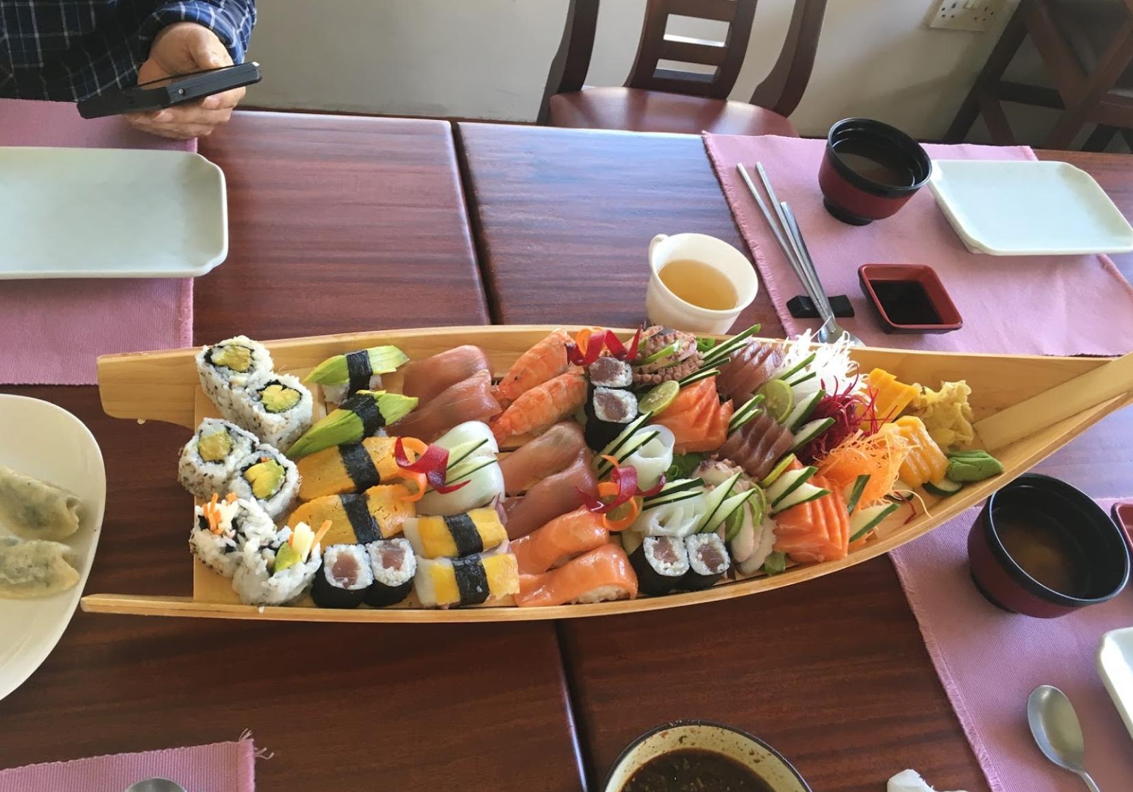 best japanese restaurant in mombasa