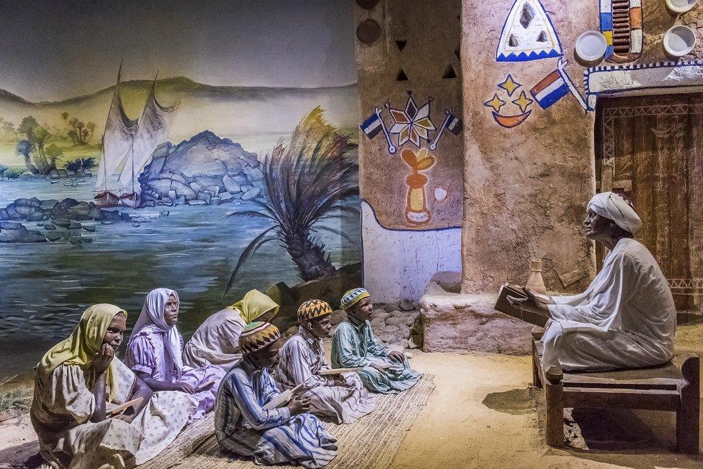 Museum in Aswan