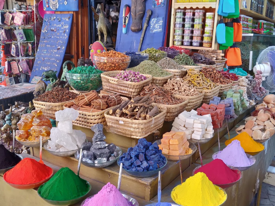 Market Souk Semmarine