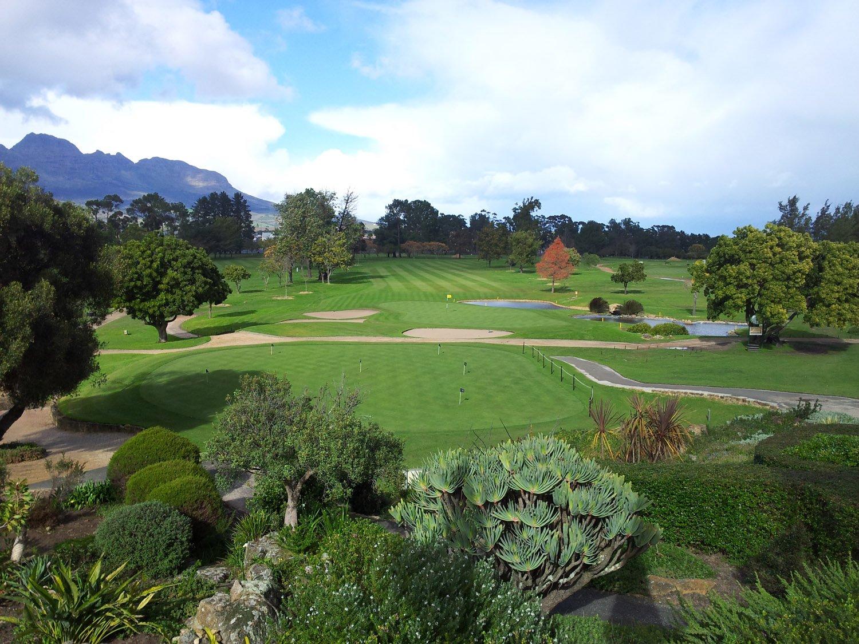 Golf club in Stellenbosch