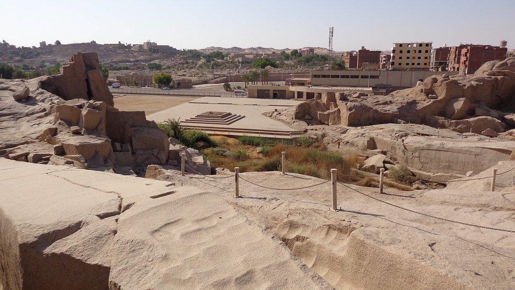Unfinished Obelisk Aswan