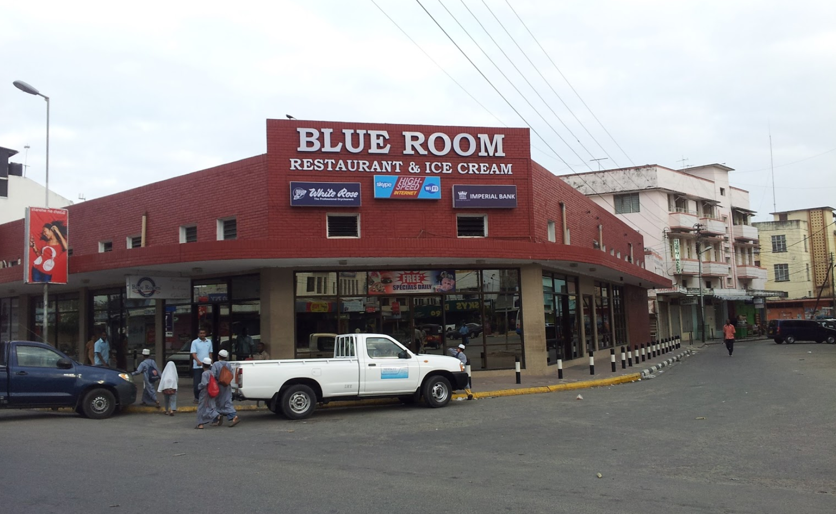 best ice cream spot in mombasa