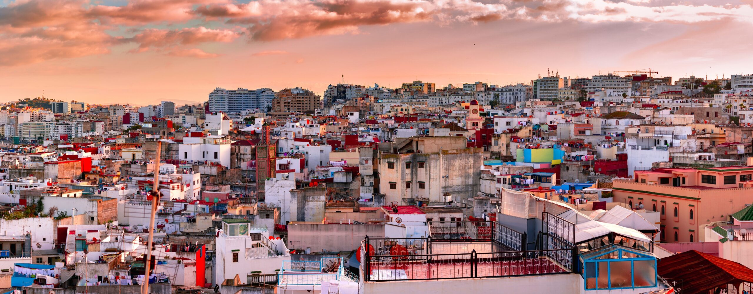 Africa safe destinations morocco