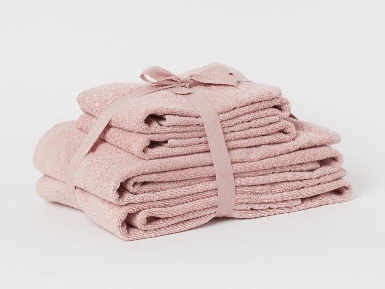 bathroom Cotton Towel Set