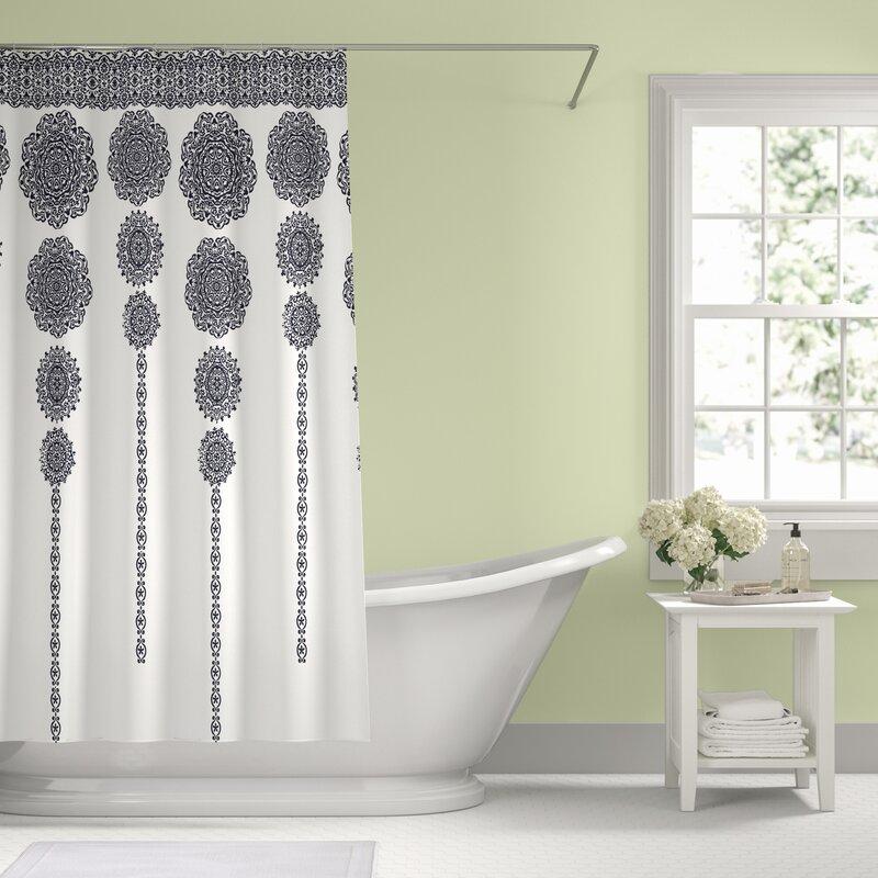 Pattern Shower Curtain