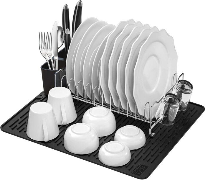 SHAN ZU stainless steel dish rack