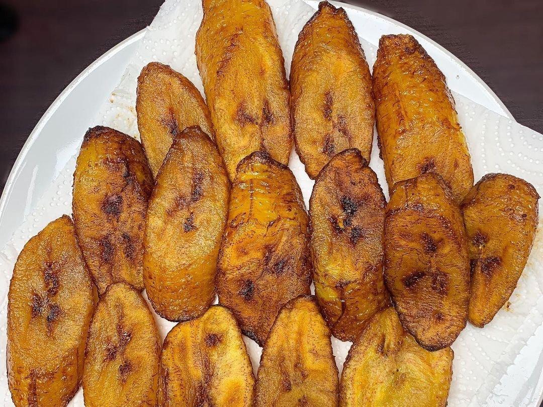 dodo nigerian fried plantain