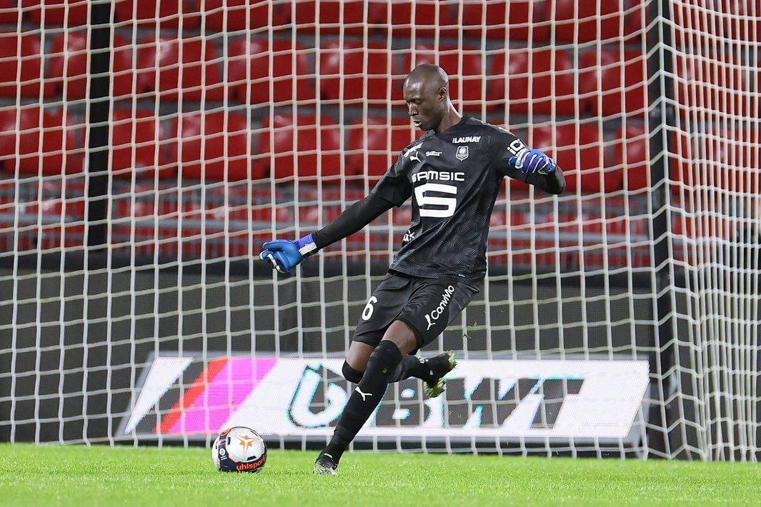 african goalkeepers Alfred Gomis