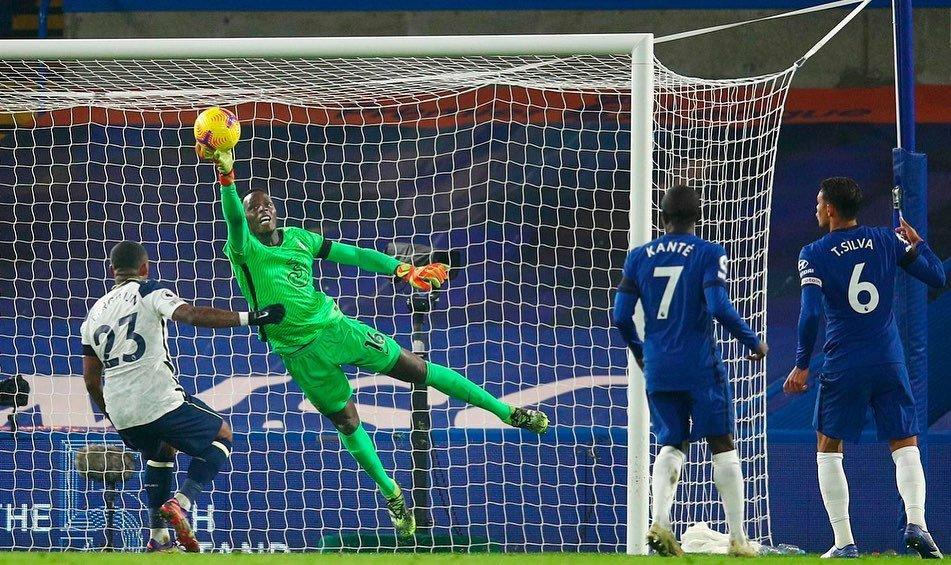 african goalkeepers Edouard Mendy